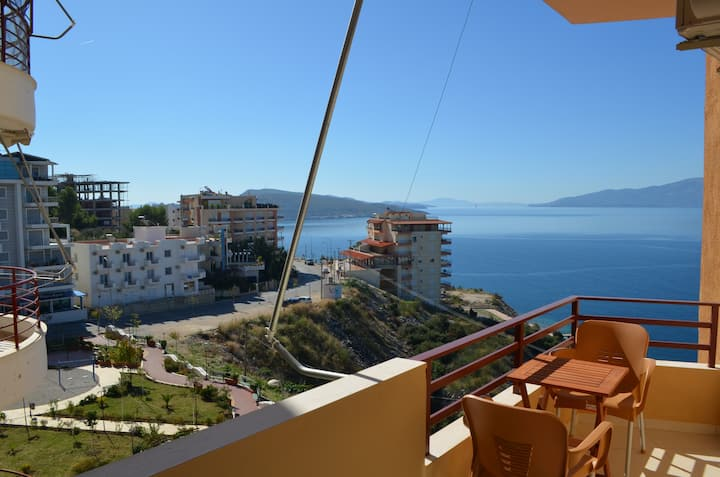 Two Bedroom Apartment With Sea View - 228