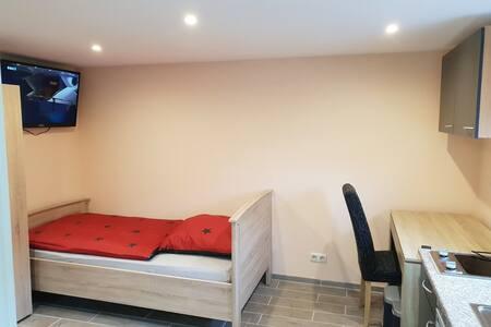 Single Mini Apartment in Hasloch bei Wertheim