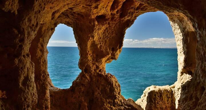 Acogedor UAUHOME/ vista al mar y a acceso a playa