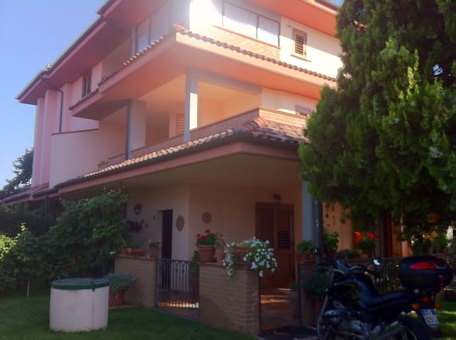 Maremma-Camera matrimoniale A - Rispescia - Villa