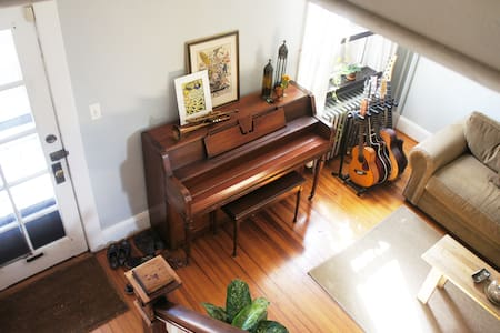 Private Room-Charming and Sunny Hampden - Baltimore