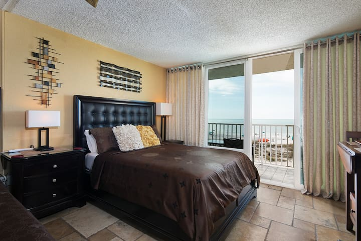 Ocean View Beach Condo-Best Sunsets!