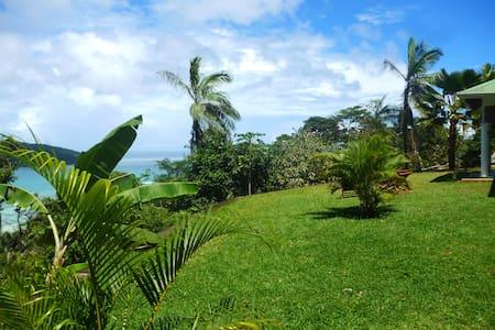 Seychellen-Haus