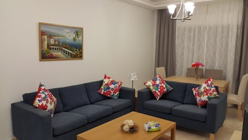 Brand New 2 BR Apartment in the heart of Amman - Aman - Apartamento