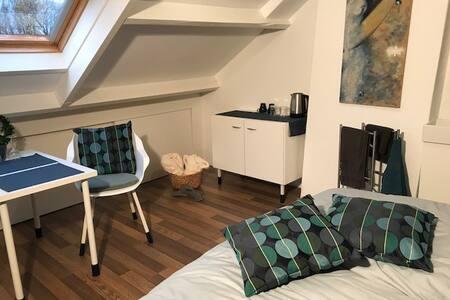 Maastricht - Belfort, rustige comfortabele kamer