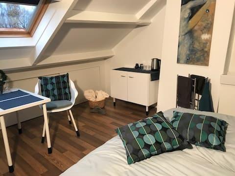 Maastricht - Belfort, kamar yang tenang dan nyaman
