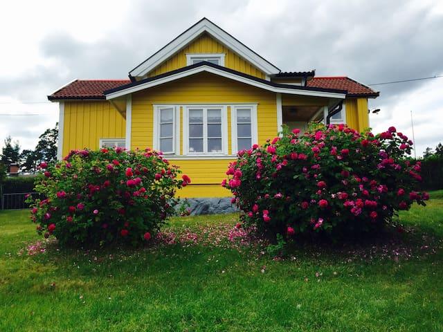 Storstugan, Kolmården - Norrköping Ö - Huis
