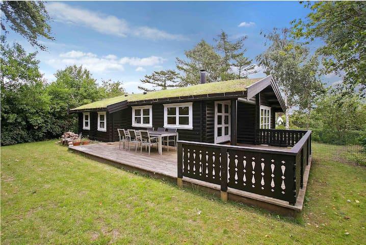 Cozy log house - Karrebæksminde - Houten huisje