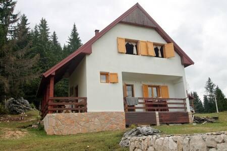 2 storey cozy house in Zabljak about Black Lake - Pitomine