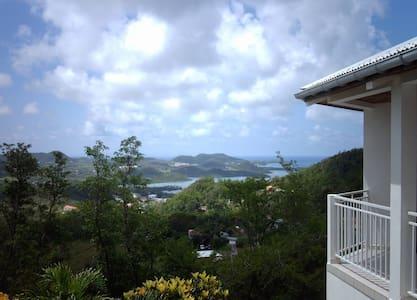 Maison Indépendante Panoramique Ventilée Calme - Le Marin
