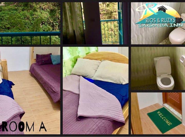 Rios & Ruzys Sagada Inn Room A