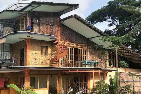 SRI-GAIA Yogyakarta Guest House // Organic Culture