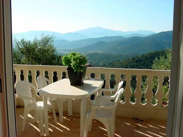 Villa asco pour 4 personnes