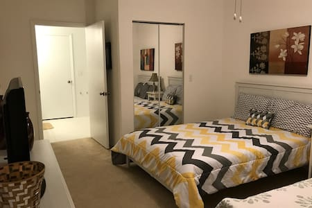 Private room/bathroom in Orlando - Orlando
