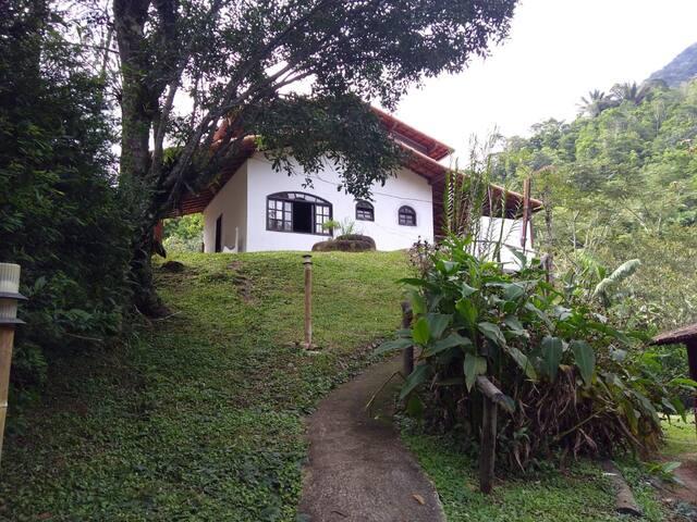 Mini Casa no Vale Encantado  - Toca da Onça