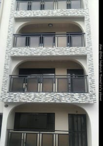 A luxury 3 bedroom apartment - Ikeja