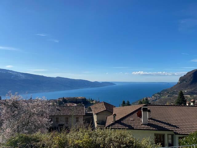 Casa Selene-Vistalgo e piscina