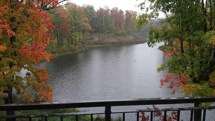 Blueberry Pond Retreat - ATV, Snowmobile, Fish