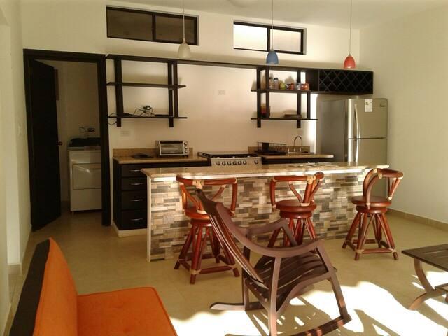 Los Solarios @ Colinas de Miramar en La Talanguera - San Juan del Sur - Apartamento