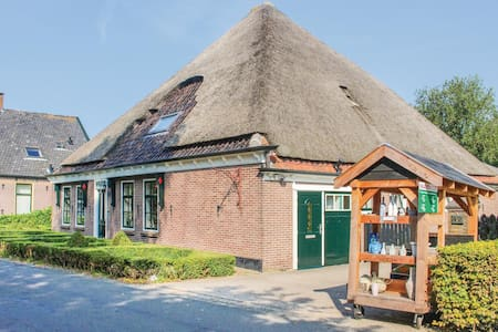 Holiday cottage with 3 bedrooms on 90m² in Hem