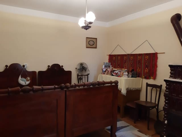 '50s Old Cozy Village Home Romania