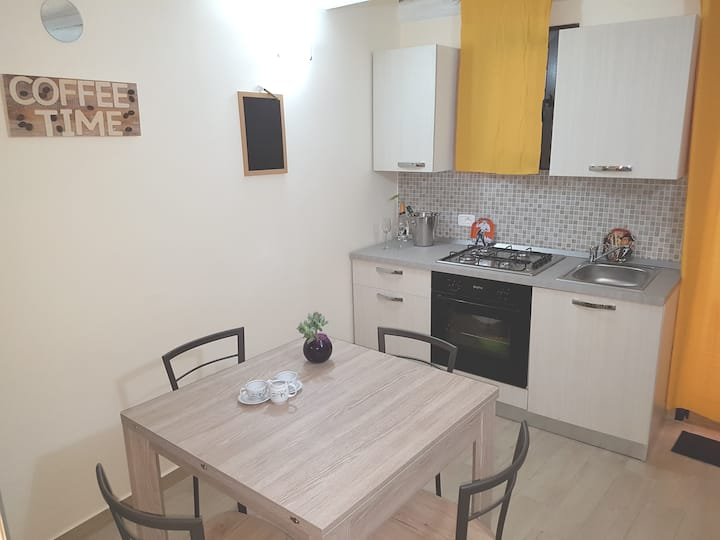 Apartment Exactly center Palermo Fast Wifi