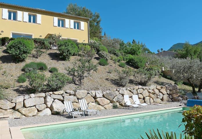 Holiday home in Les Pilles