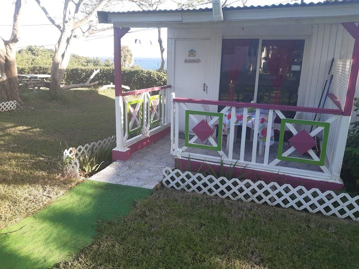 Location bungalow «Flamboyant» Ste Anne, Gpe