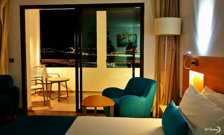 Compelling Double Superior Sea View At Tangier