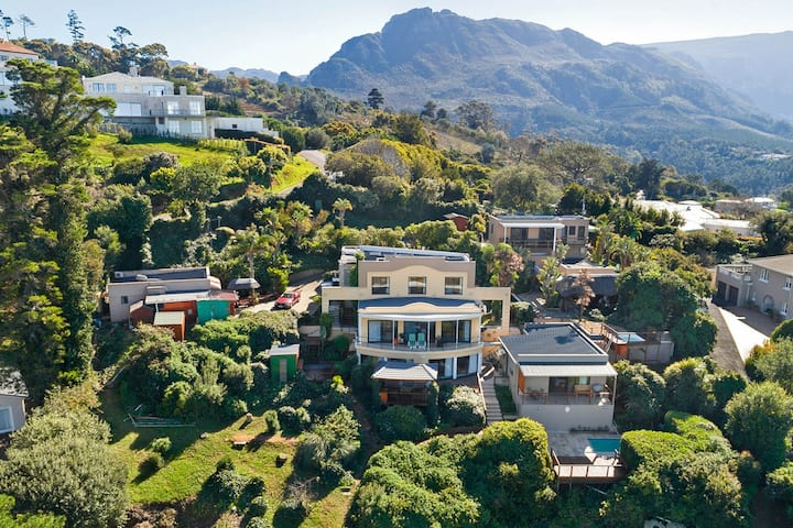 Constantia Vista: The Main House