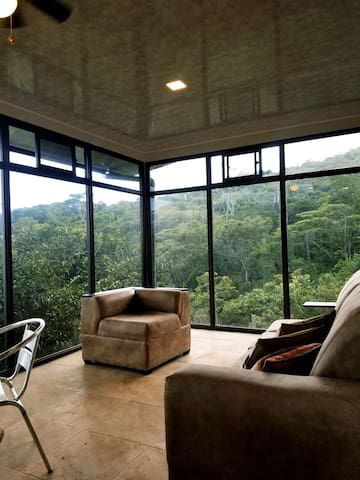 Studio in the mountain of Costa Rica
