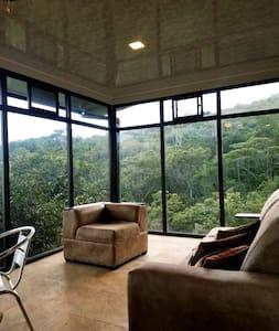 Studio in the mountain of Costa Rica