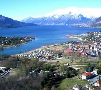 Rustico vista Lago Como