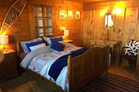 Chalet Bonvin - Nendaz - Bed & Breakfast