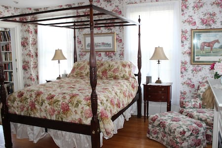 Bykenhulle House B&B Room 6 - Hopewell Junction - Oda + Kahvaltı