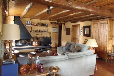Casa con encanto muy acogedora - Flat