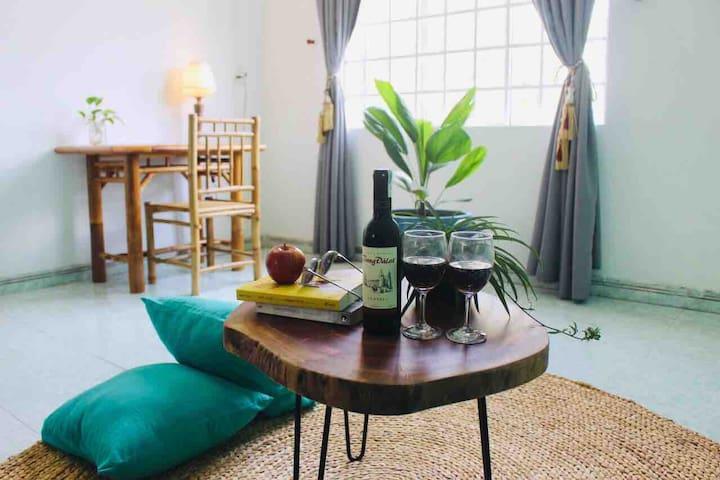 Master Room In Eco Area near City Central (#207).