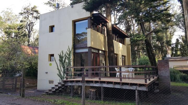 Casa Bosque Prta Ramos Los Abetos 1