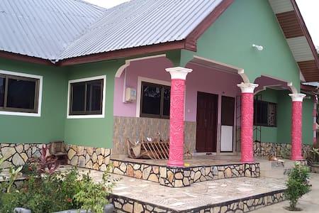 Monrovia residence