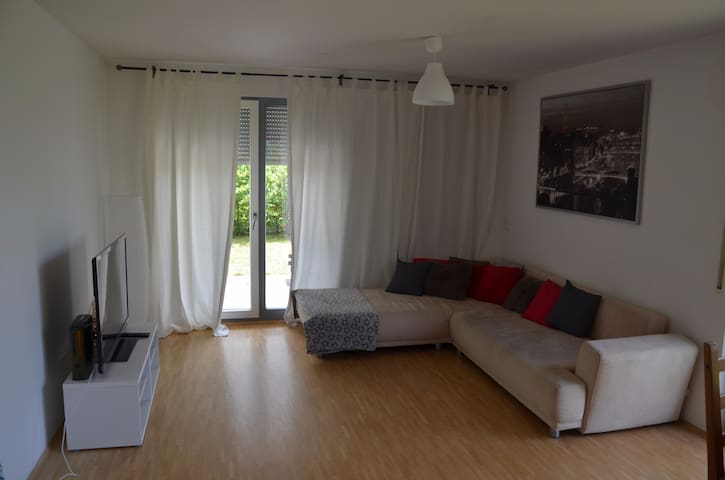 Big apartment for expo groups and Oktoberfest
