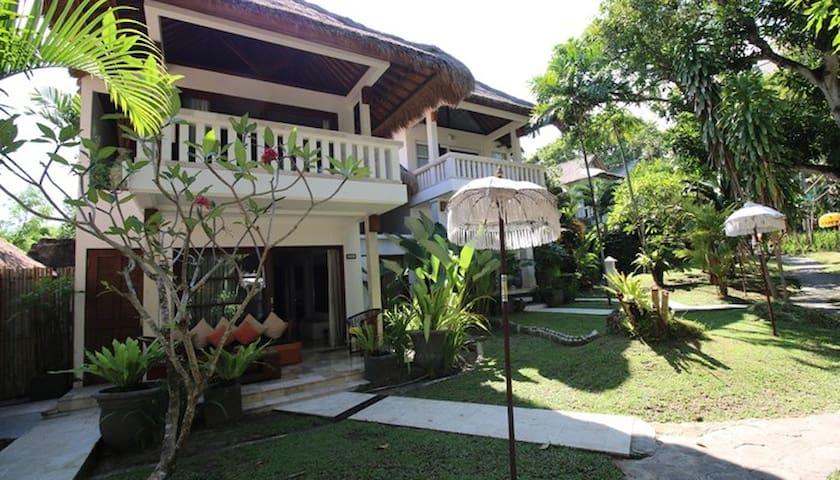 SUPERIOR BUNGALOW 1 @ BALI MYSTIQUE HOTEL