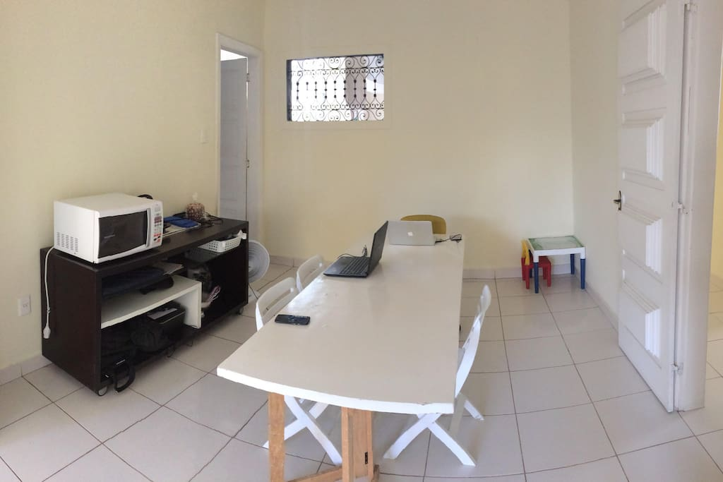 Sala de Jantar/ Dining Area