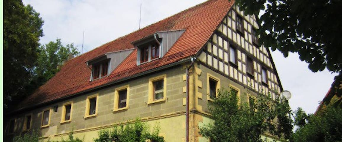Ländliches Fachwerkhaus - Feuchtwangen