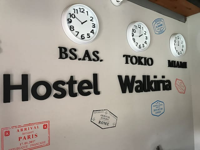 HOSTEL WALKIRIA