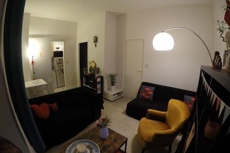 Appartement 2 pièces - Jeanne d'Arc - Toulouse