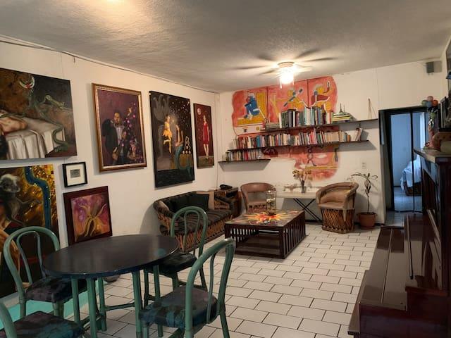 Casa Olaya Room 2
