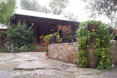 Rancho Callado - Kumiai Cabin - Rosarito