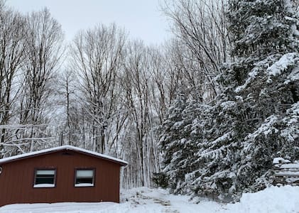 LastLegLodgeCBN on 200 private acres in NorthWoods