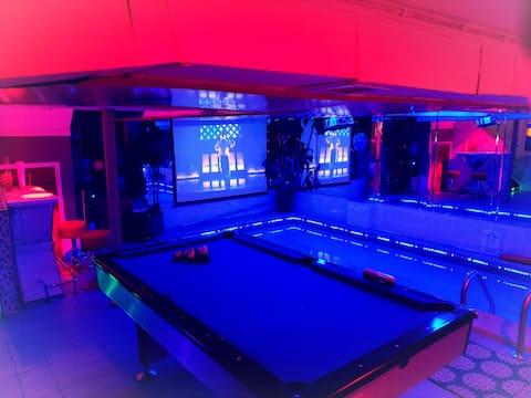 Ruhe Aufenthalt mit privatem Pool