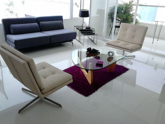 Modern Apt in Best Spot of Cartage - Cartagena De Indias (Distrito Turístico Y Cultural) - Apartment